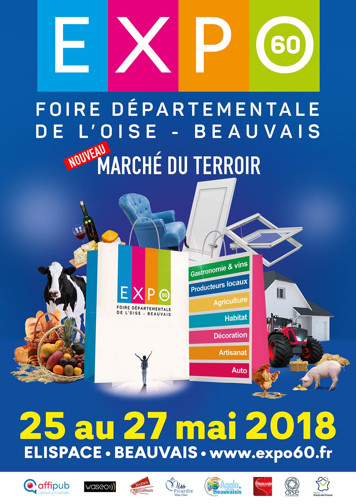 FOIRE EXPO 60 - 2018