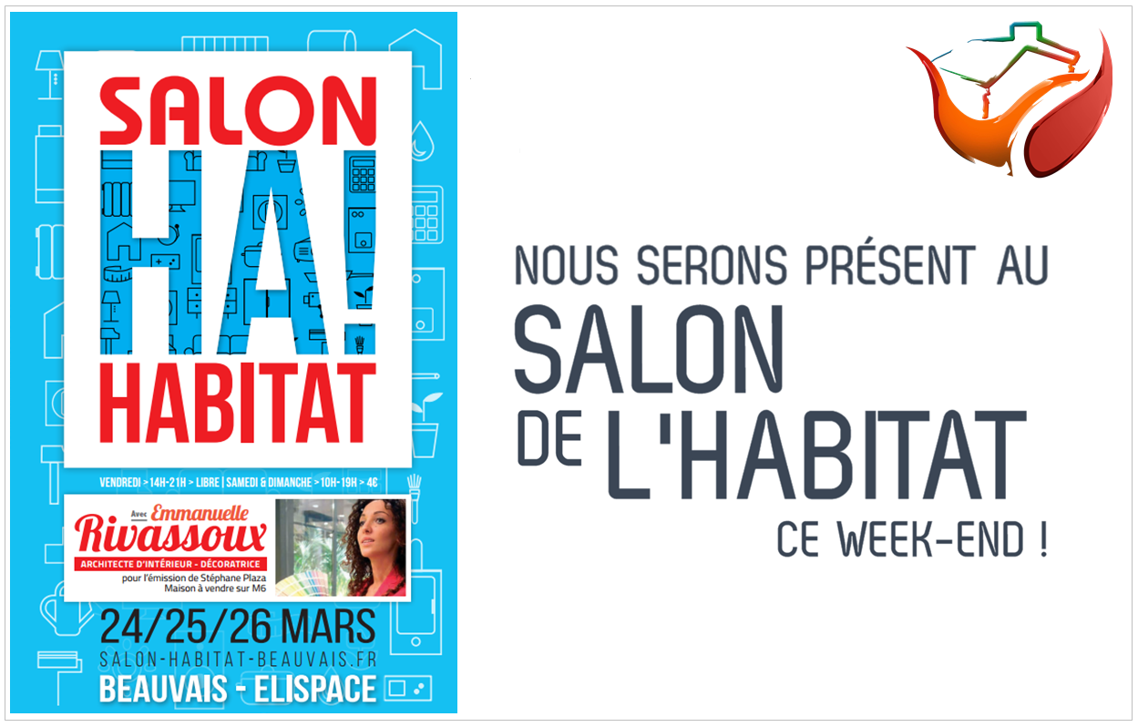 Salon de l 39 habitat de beauvais 2017 josseaume energies for Salon de l habitat 2017