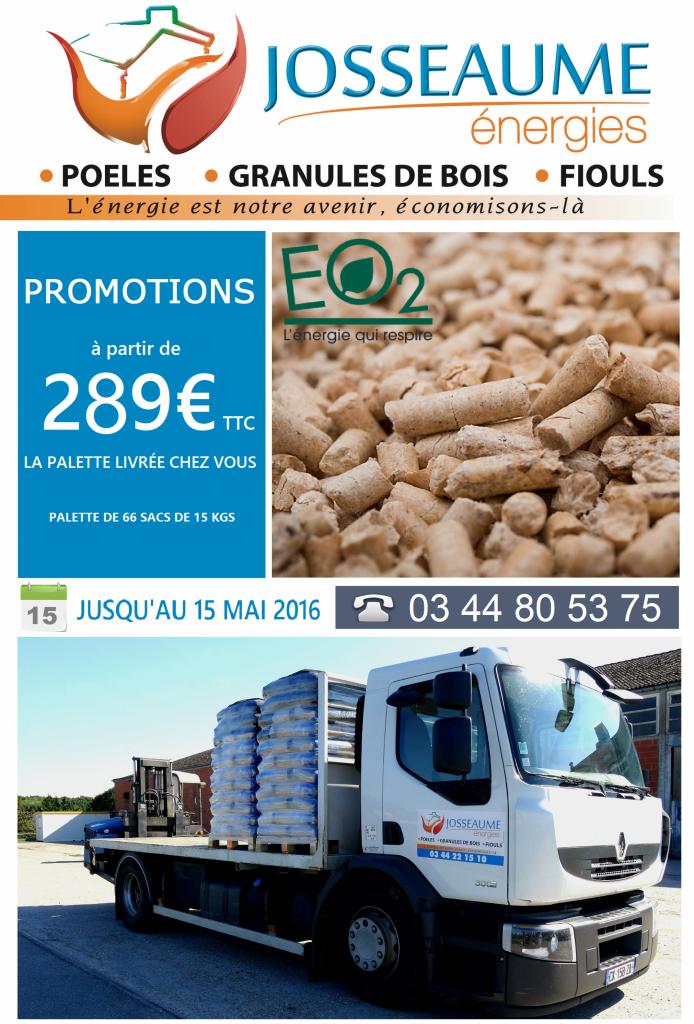PROMOTIONS GRANULÉS EO2 2016