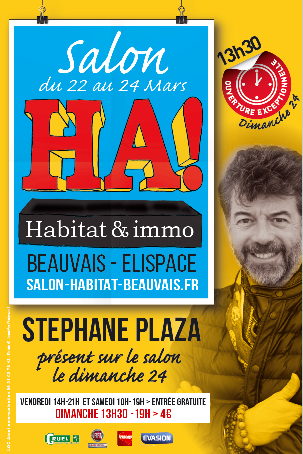 SALON HABITAT BEAUVAIS 2019